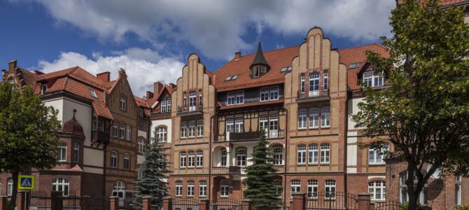 Gebäude des Theologischen Seminars