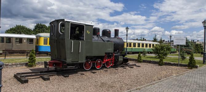 Schmalspurbahn Ełk – Eisenbahnmuseum