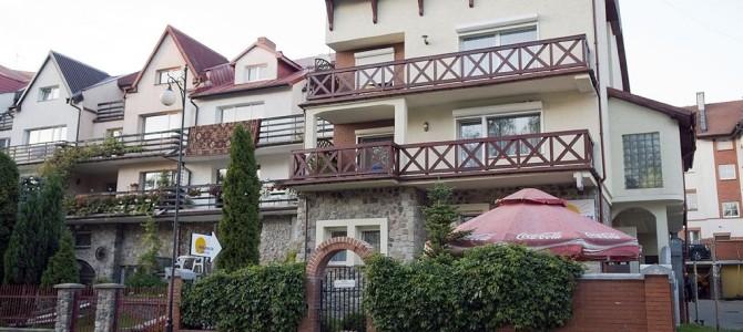 Kleines Gästehaus Grażyna
