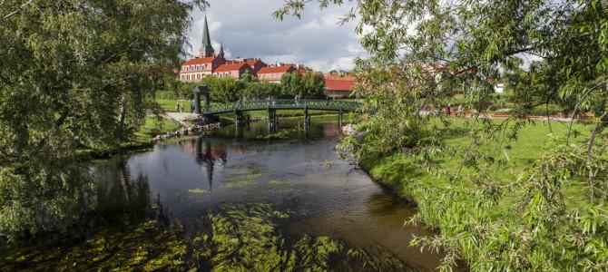Der Fluss Ełk