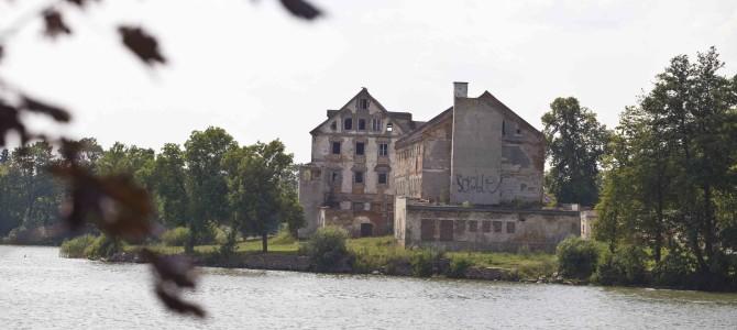 Ruinen der alten Ordensburg