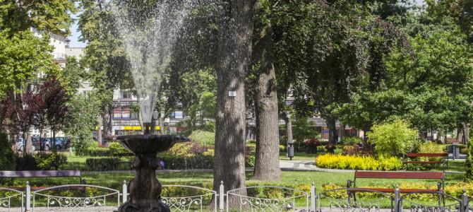 """Solidarność"" City Park"