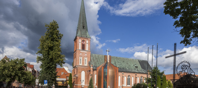 St Adalbert's Cathedral Church
